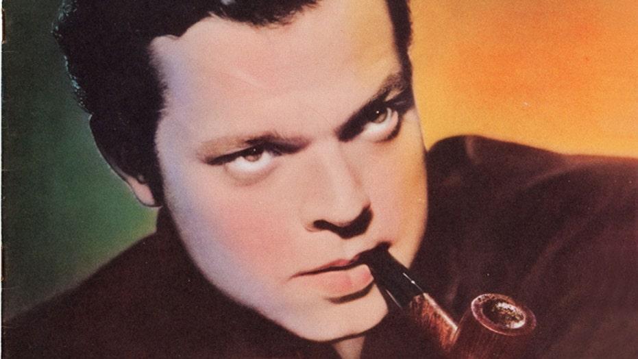 Orson Welles' stuff for sale