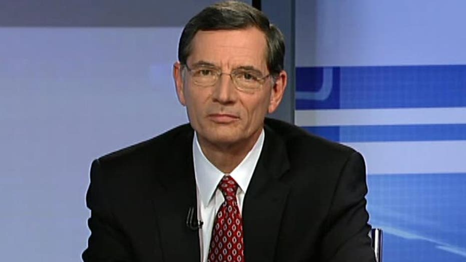 Barrasso: Why I think the ObamaCare books are 'cooked'