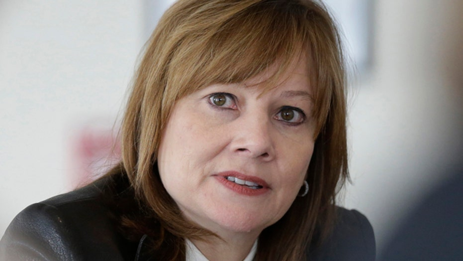 GM CEO to testify before Congress on massive recall