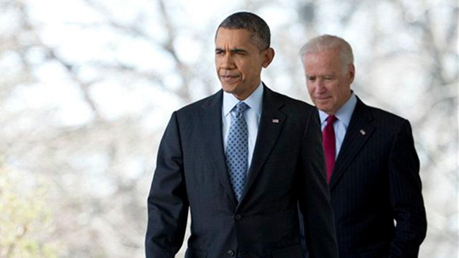 President Obama celebrates ObamaCare