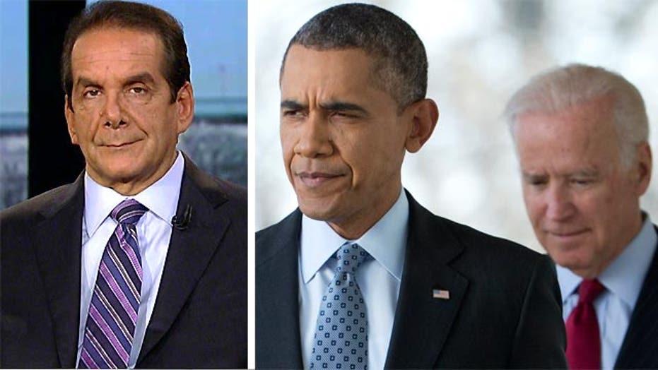 Krauthammer on Obamacare enrollment
