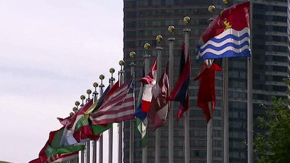 UN adopts treaty to regulate global arms trade