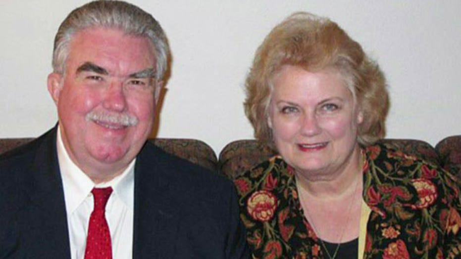 Texas district attorney on murder of friend and colleague