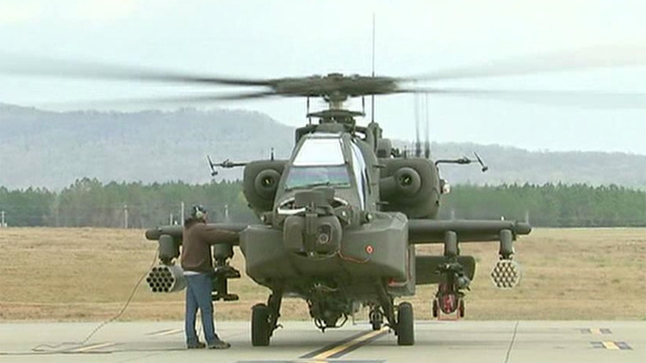 Army testing HD cameras for helicopters