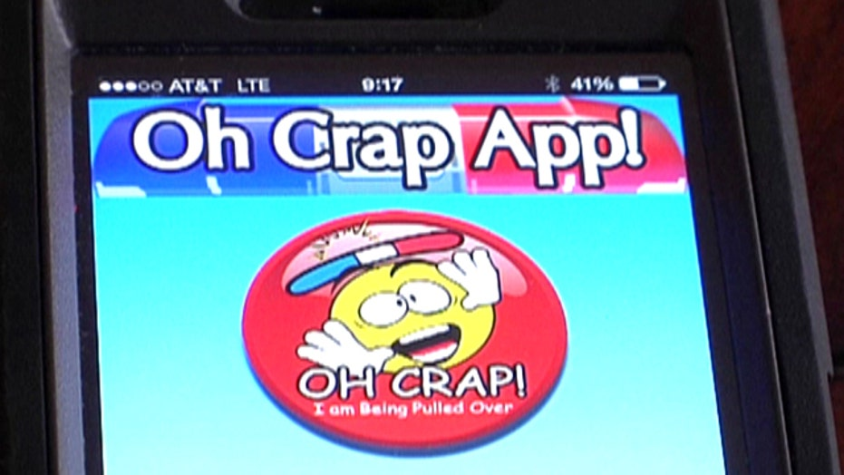 'Oh Crap' app: Preventing or promoting drunk driving?
