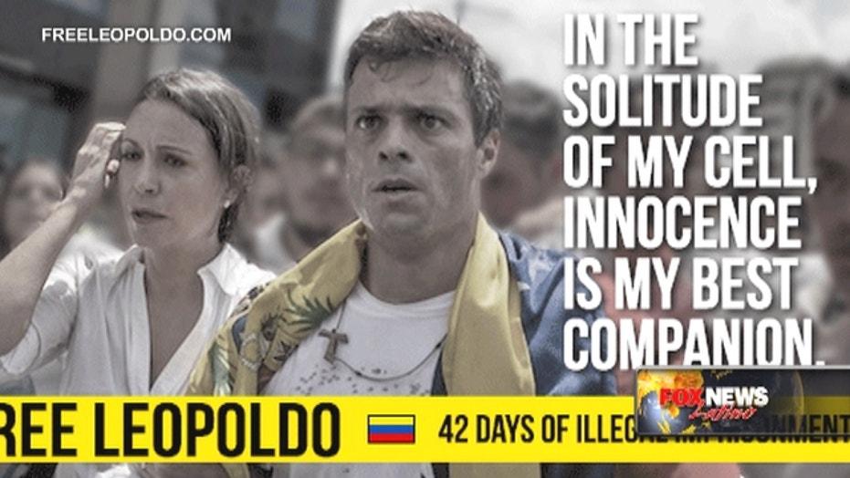 U.S. Classmates Rally For Leopoldo Lopez