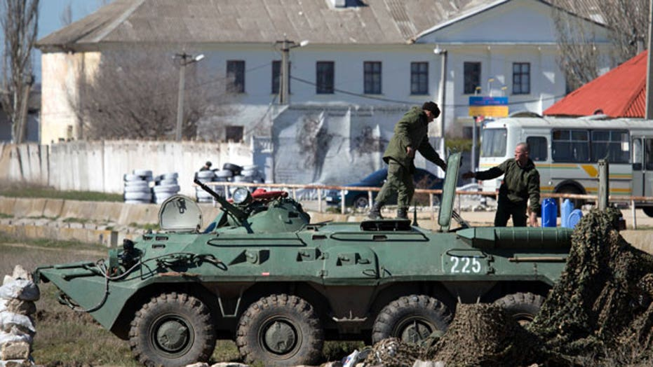 Will Ukraine crisis continue to escalate?
