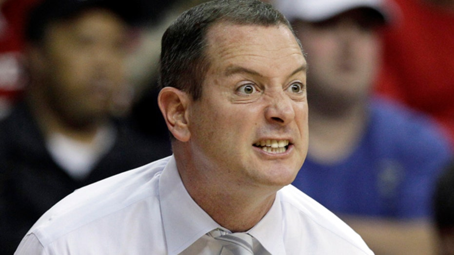Rutgers fires coach after furor over player abuse