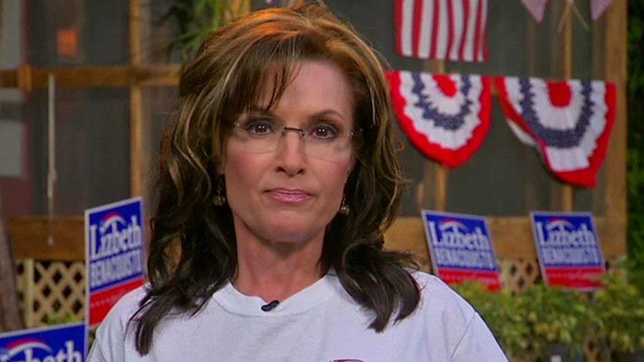 Sarah Palin slams Paul Ryan's budget