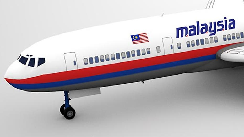 Search for missing Malaysia jet a giant guessing game?