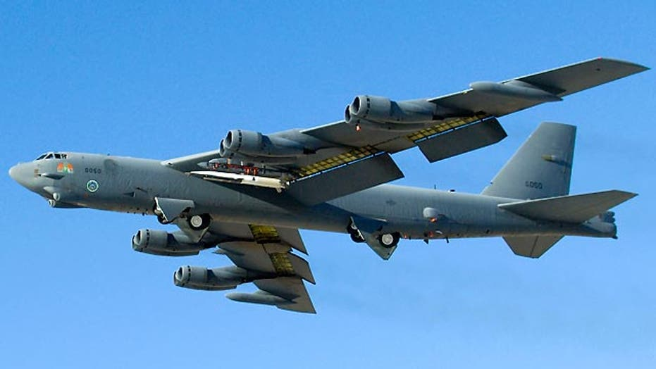 War Games: B-52 the Flying Fortress