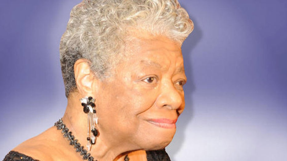 Maya Angelou admits to using guns for protection