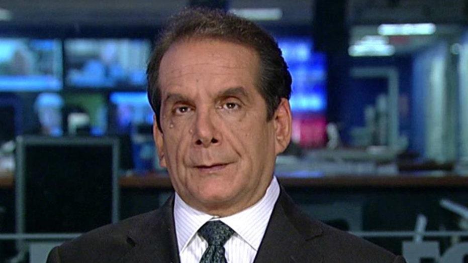 Charles Krauthammer on Secretary Kerry's diplomatic futility