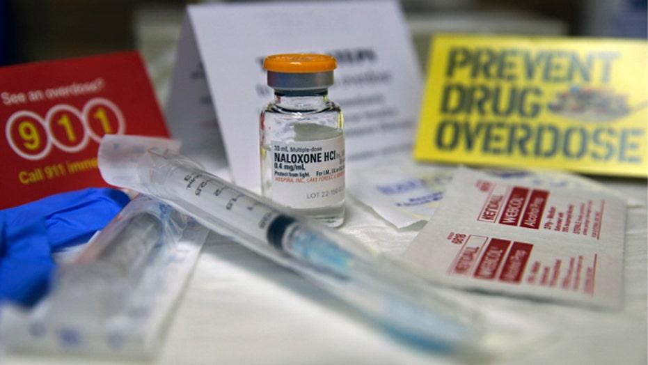 Reversing a heroin overdose