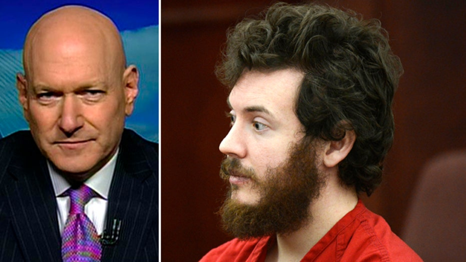 Ablow: Holmes' psychiatrist didn't do enough before attack
