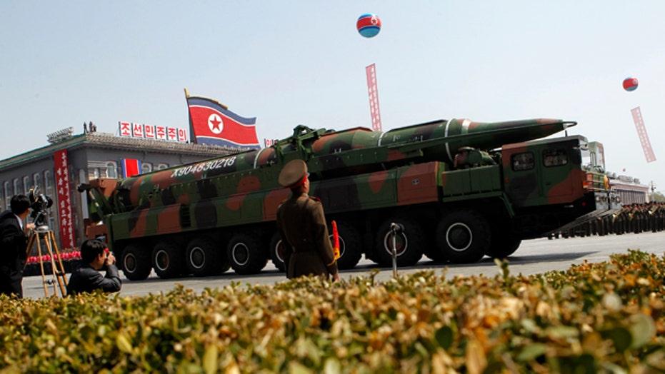 Questions surround North Korea's missile move
