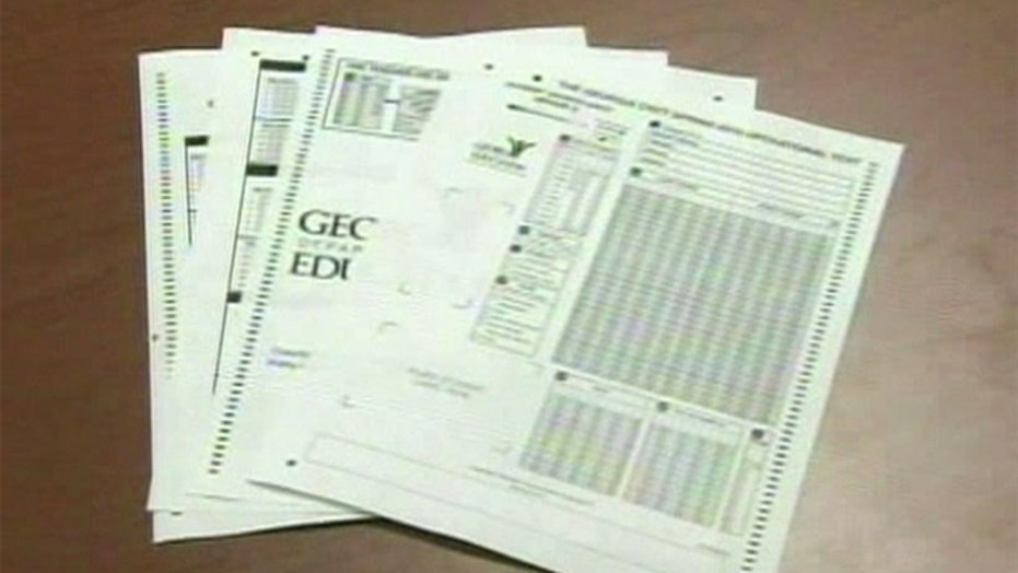 Teachers accused of rigging scores for taxpayer-funded bonus