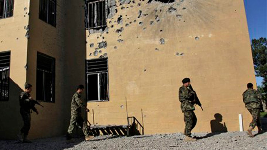 6 Americans killed during insurgent attacks in Afghanistan