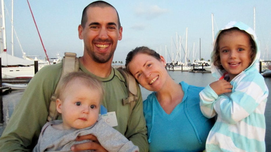 Navy warship sent to rescue sick 1-year-old on sailboat
