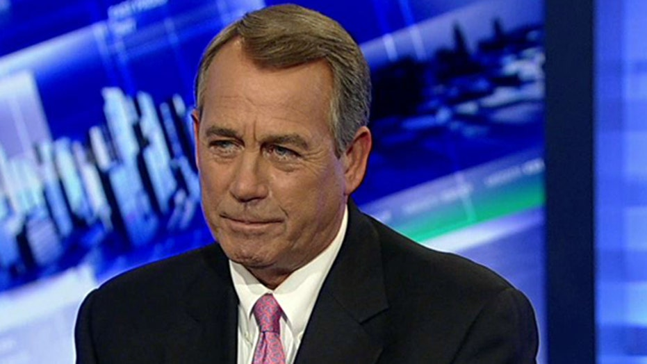 Exclusive: Boehner says House will hold Lerner in contempt