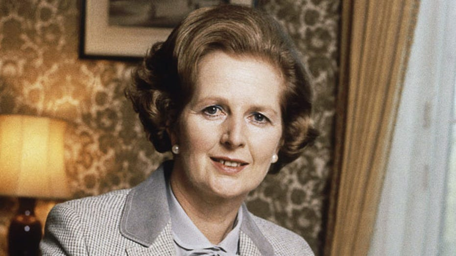Margaret Thatcher dies at 87