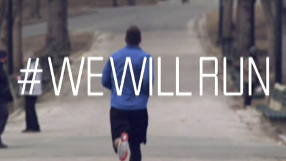 Inspiring #WEWILLRUN video goes viral before Boston Marathon