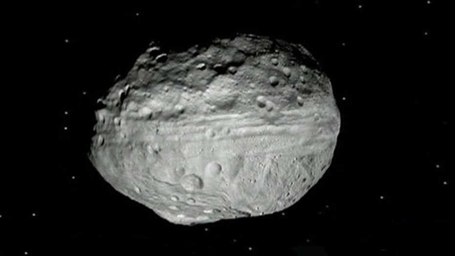 NASA's next big mission: Lassoing an asteroid