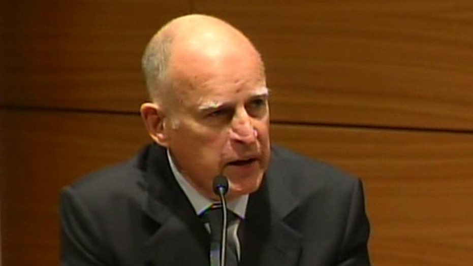 CA Gov. Brown turning to China for investments