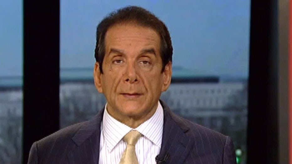 """Krauthammer: Obama Administration """"ran out the clock"""""""