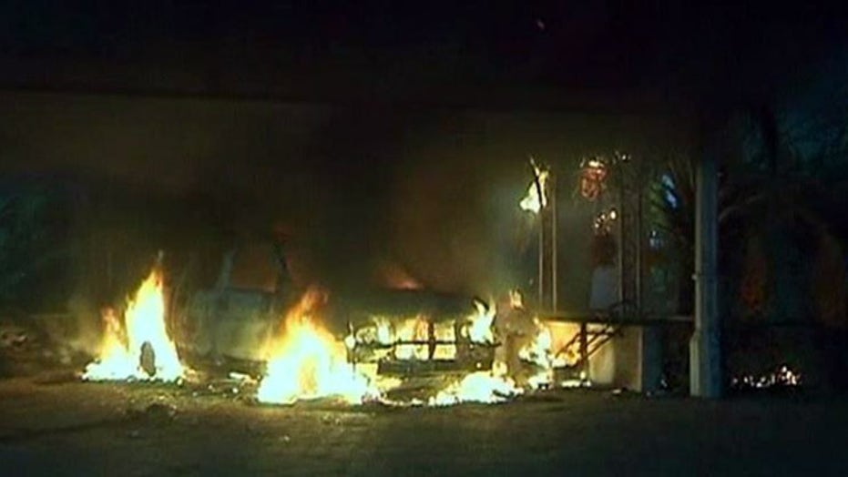 Reaction to calls for select committee in Benghazi probe