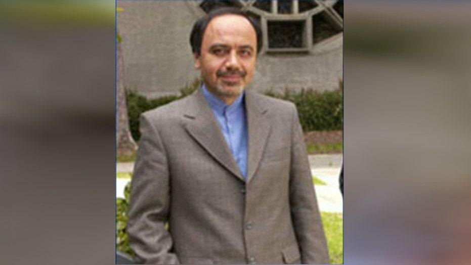 Iran's pick for UN ambassador accused of assassination