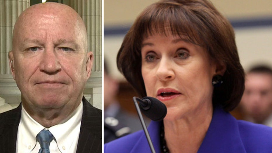 'Clear and compelling' evidence Lois Lerner abused her power