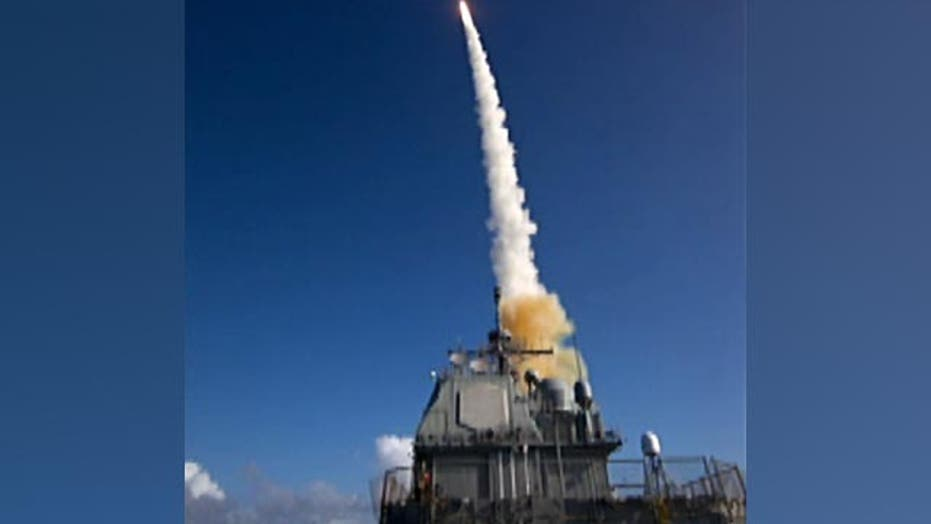 War Games: Next-gen missiles created in virtual 'Bat Cave'