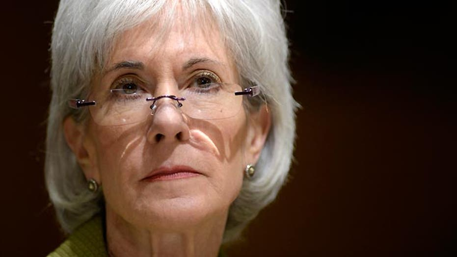 HHS Secretary Kathleen Sebelius to resign