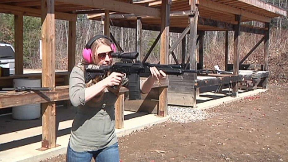 Custom AKs made in the USA