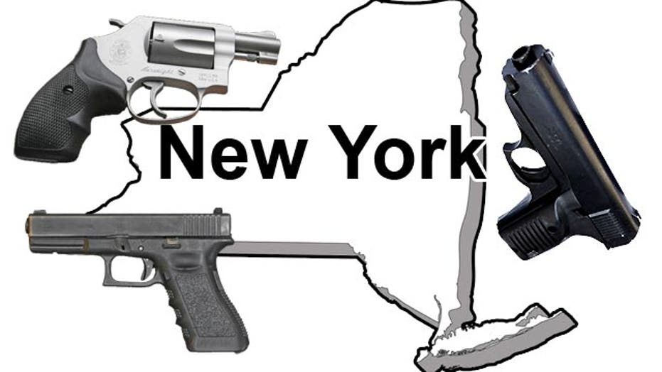 New York tells legal gun owner to hand over weapons