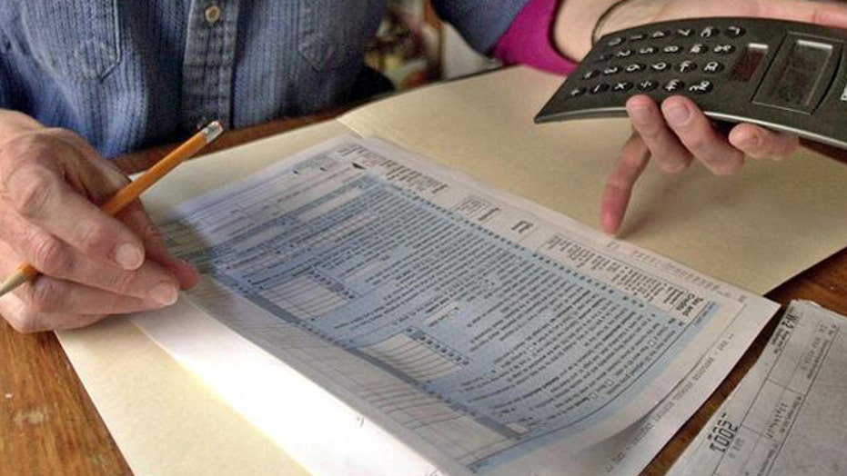 IRS seizing tax refunds over parents' decades-old debt