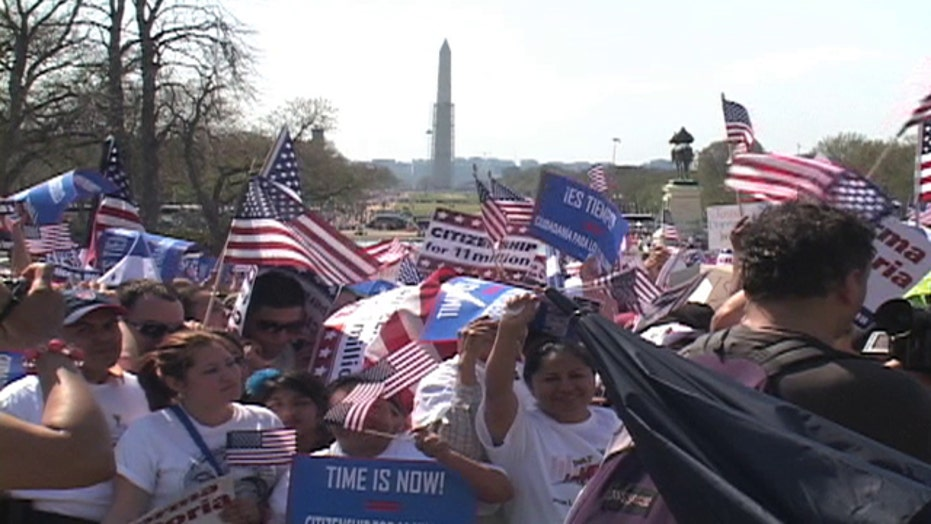 The Daily Bret: Immigration reform