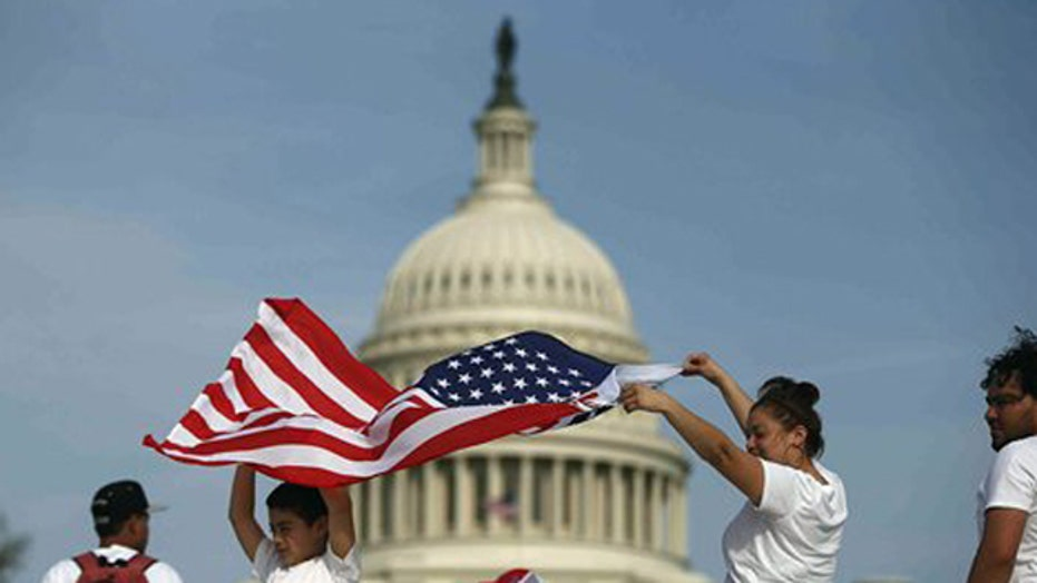 Which side tackles immigration reform better?