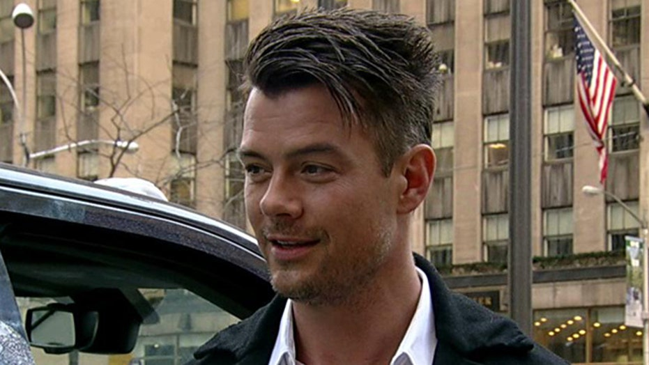 Josh Duhamel on staying humble in Hollywood