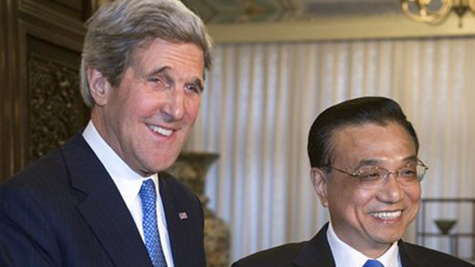Sec. Kerry reaches out to China over tensions with N. Korea