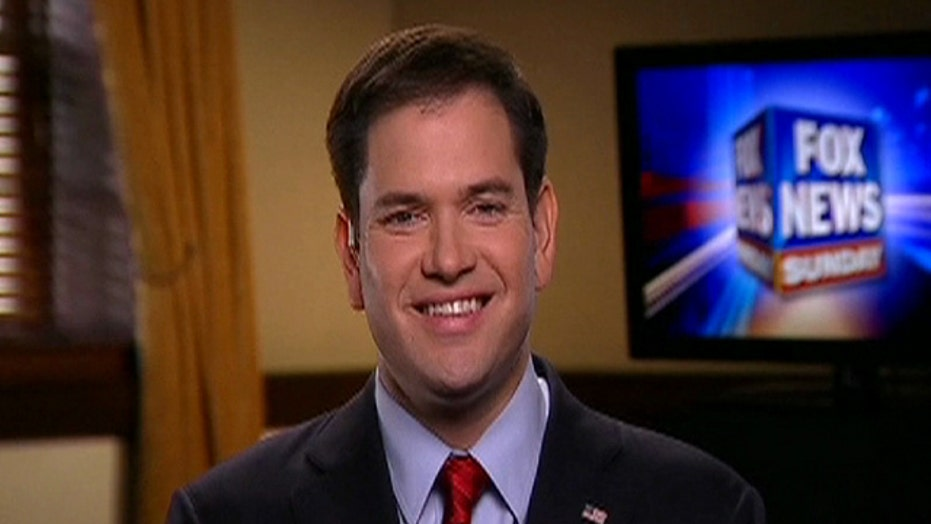 Rubio defends 'Gang of 8' immigration overhaul