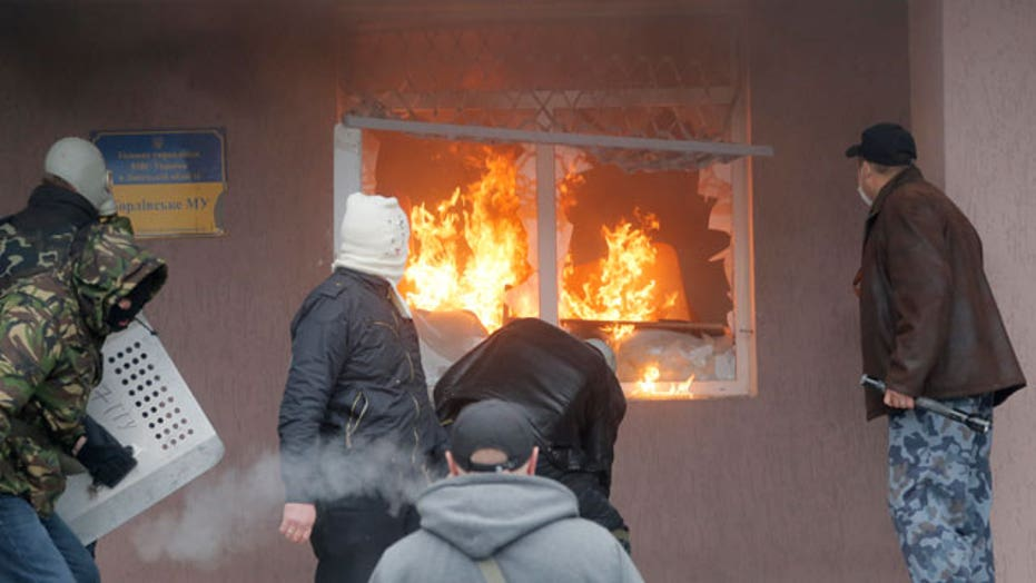 Is Ukraine crisis reaching its tipping point?