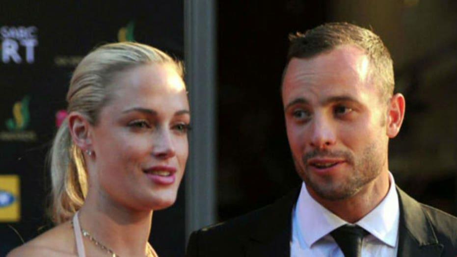 Pistorius: 'I blame myself for taking Reeva's life'