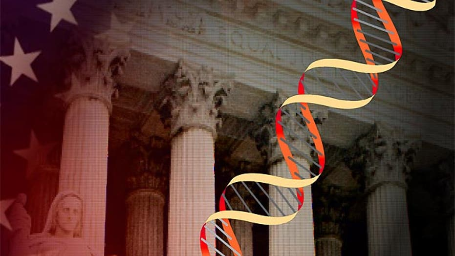 Supreme Court to decide constitutionality of gene patenting