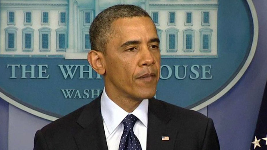 Obama: Boston perpetrators will feel full weight of justice