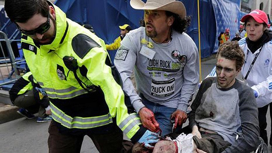 A day of terror in Boston