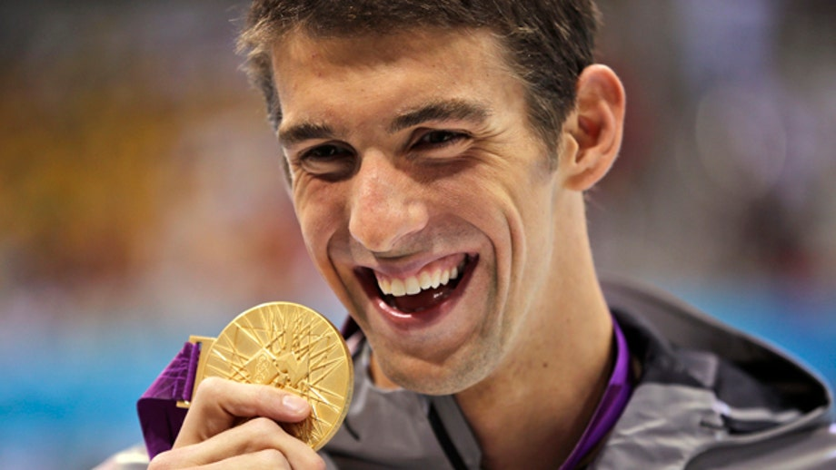 Michael Phelps, other athletes, open up about depression in new documentary
