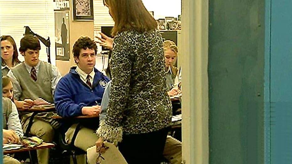 Inside Catholic school reaction to Common Core standards