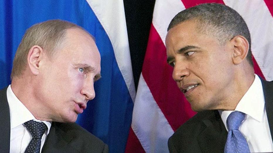 Is Putin making President Obama look weak?